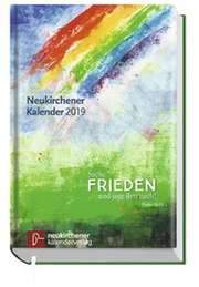Neukirchener Buchkalender 2019 - Großdruck
