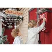 Faltkarte - Weihnachtspost