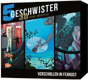 3-CD-Box Verschollen in Fernost - 5 Geschwister