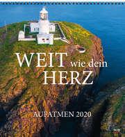 Aufatmen 2020 - Wandkalender