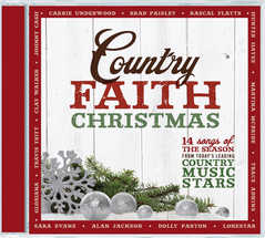 CD: Country Faith Christmas