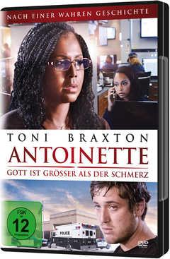 DVD: Antoinette - Gott ist größer als der Schmerz