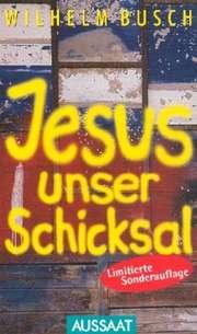 Jesus unser Schicksal - Graffiti-Ausgabe