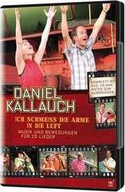 DVD + CD: Ich schmeiss die Arme in die Luft