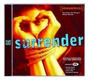 CD: Surrender - Gold