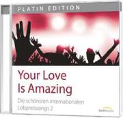 CD: Your Love Is Amazing