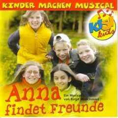 CD: Anna findet Freunde