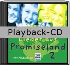 Playback-CD: Lieder aus Promiseland 2