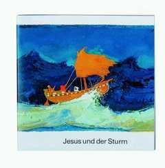 Jesus und der Sturm