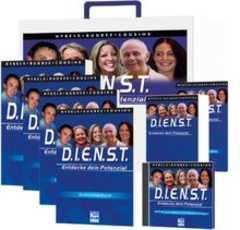 Paket: D.I.E.N.S.T. im Koffer