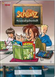 Der Schlunz - Hausaufgabenheft