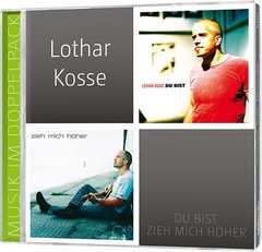 2-CD: Lothar Kosse - Du bist & Zieh mich höher