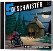 CD: Im unterirdischen Labyrinth - 5 Geschwister (14)