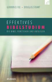 Effektives Bibelstudium