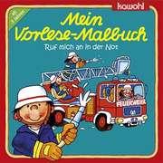 """Mein Vorlese-Malbuch """"Ruf mich an in der Not"""""""