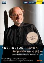 Sir Roger Norrington - A conductor between Stuttgart and Berkshire